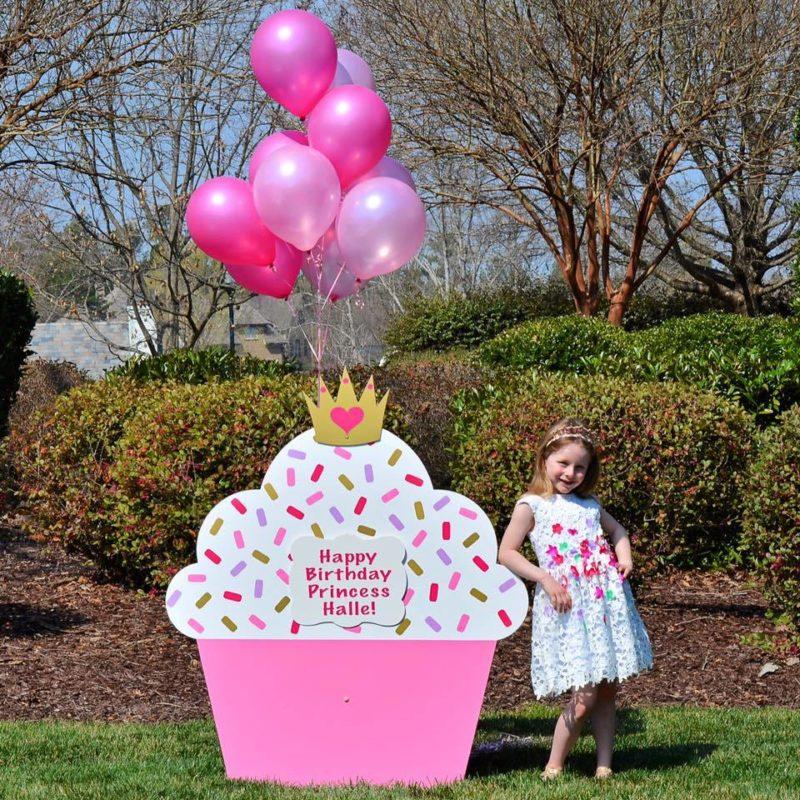 Orange County Storks Birth Announcement Amp Birthday Lawn